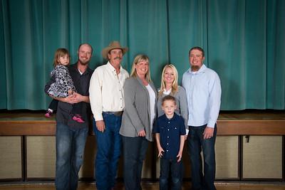 Dale Wilden family