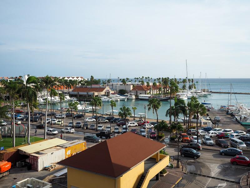 Oranjestad, Aruba Marina