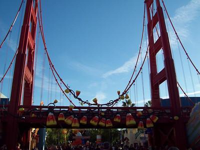 Disneyland CA Adventure Candy Corn Acres