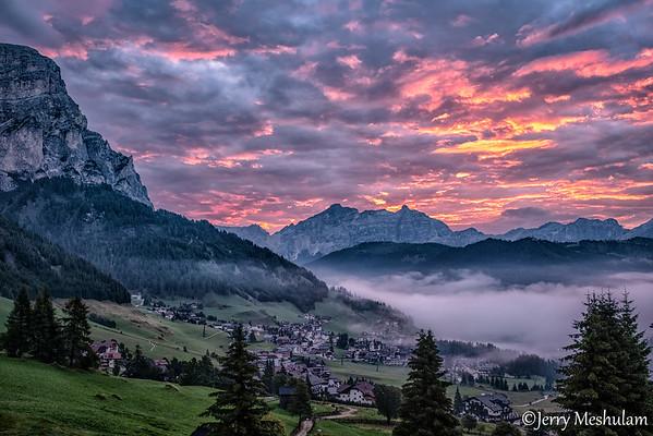 Alta Badia, Dolomites, Italy
