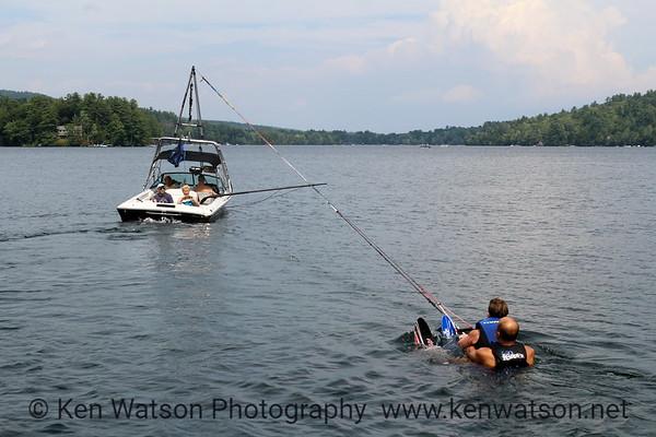 2018-08-29 EAS Waterskiing