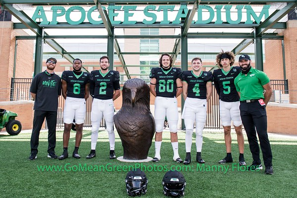 Seniors and Position Groups