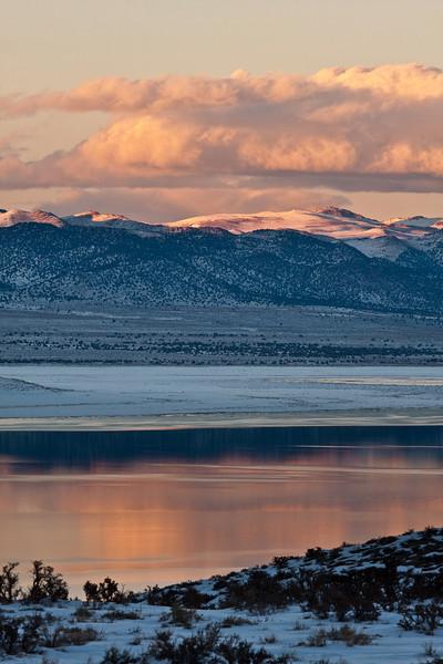 Mono Lake at Sunset