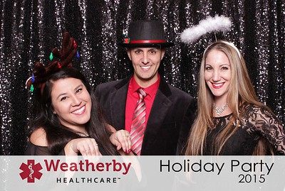 Weatherby Holiday Party 2015