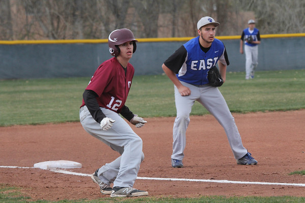 Varsity vs. East Mountain (double-header)