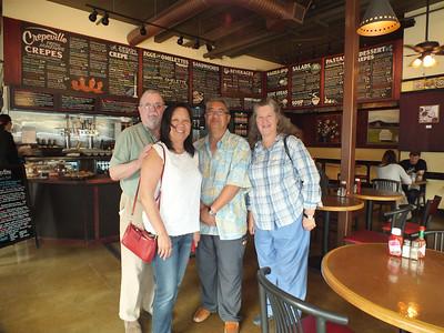 Visiting Sacramento Friends  during CLSB Meeting