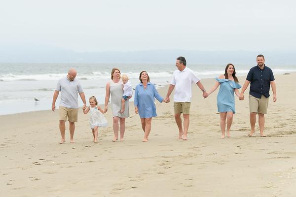 Cyndi Y Family @ Pajaro Dunes