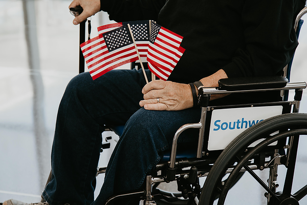 April 2019 Honor Flight