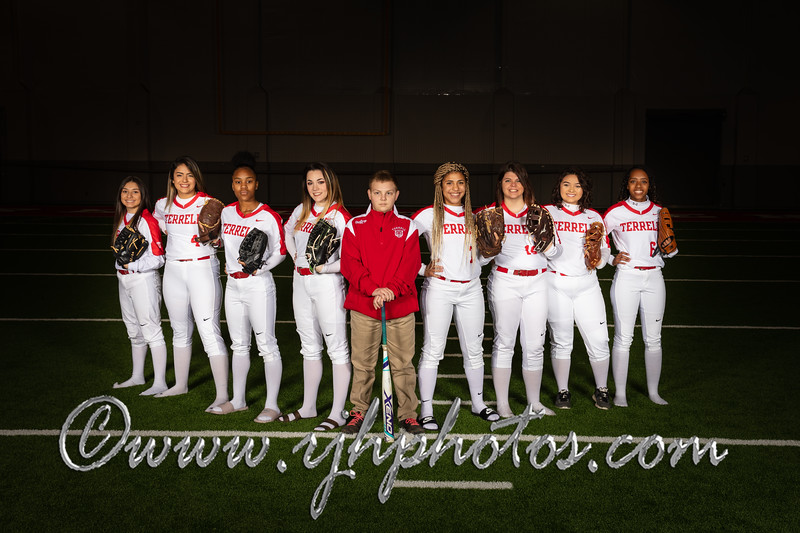 Terrell Lady Tigers Senior Images