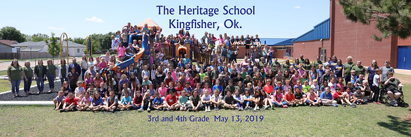 Heritage Group Photo May 2019