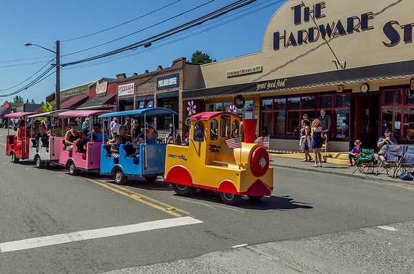 Vashon Island Strawberry Festival Sunday 2019