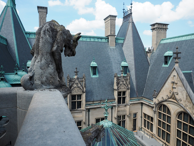 Rooftop tour of the Biltmore