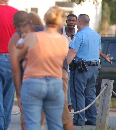 Man Arrested for Felony Assault