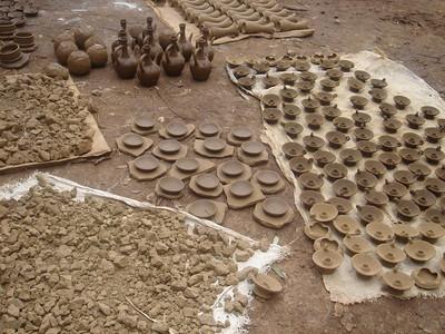 Jewish Craftsmen (Balej) in Kechene.