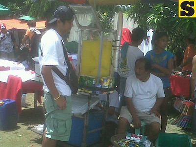 Dolphy's burial