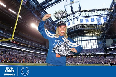 Colts Party Zone vs. Steelers