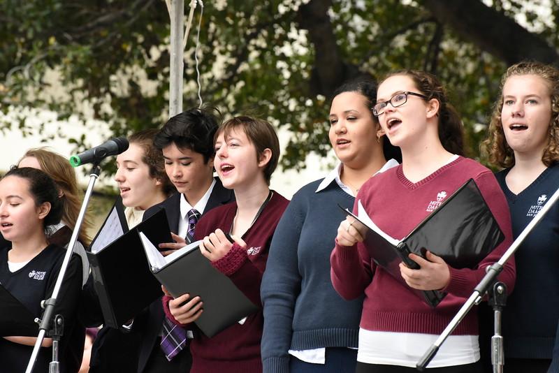 Notre Dame High School Regent Harmony Choir