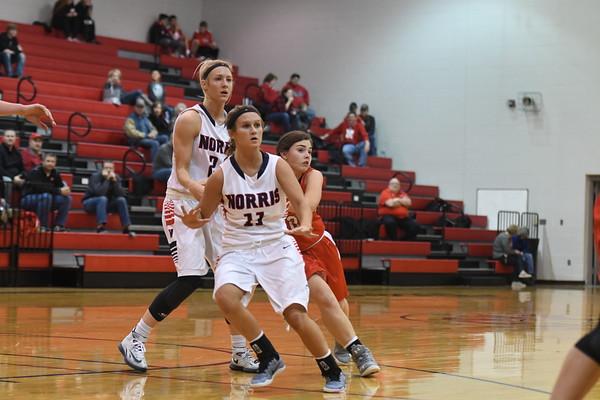 Varsity Girls Basketball vs Elkhorn