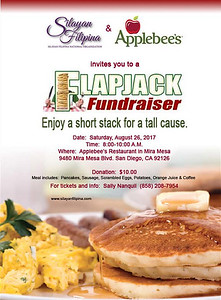 170826 SF Flapjack Fundraiser