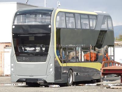 Blackpool Transport ADL Enviro 400 City batch 3 436 - 455