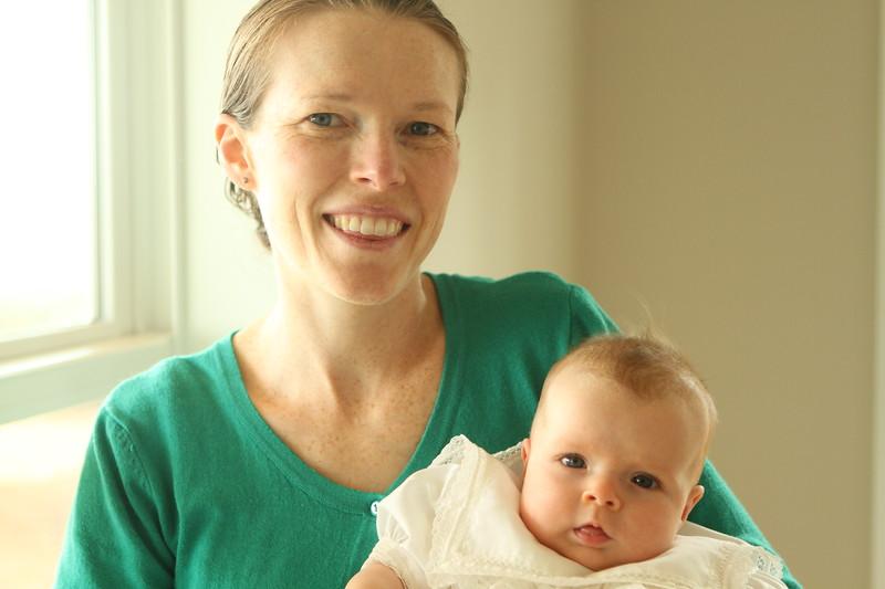 Lauren Baby Blessing