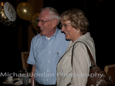 Fran and Virgil's 50th Wedding Anniversary