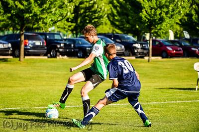 June 12, 2016 - PSC Classic - U14 Boys Gold - 8am PSC Field #1