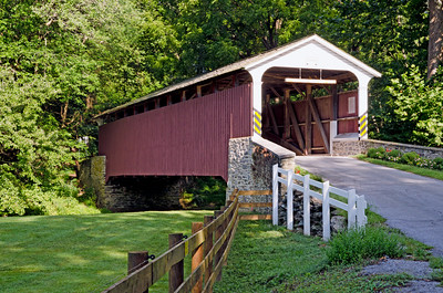 Covered Bridge near Lancaster Co.