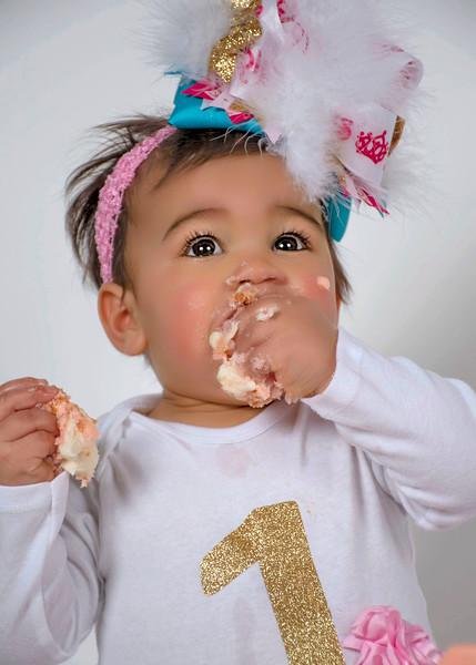 Baby 1st Cake Smash