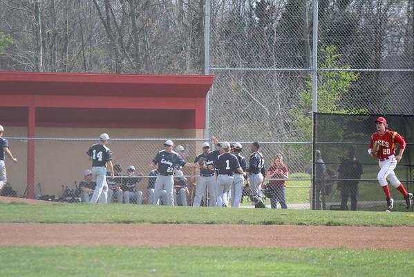 Twinsburg Baseball vs Brecksville 2016