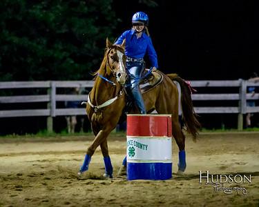 17. Clover Leaf Barrels Horse  Sr. Rider