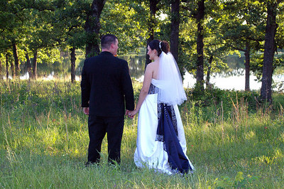 Mr. & Mrs. David Enzinga -May 14, 2005