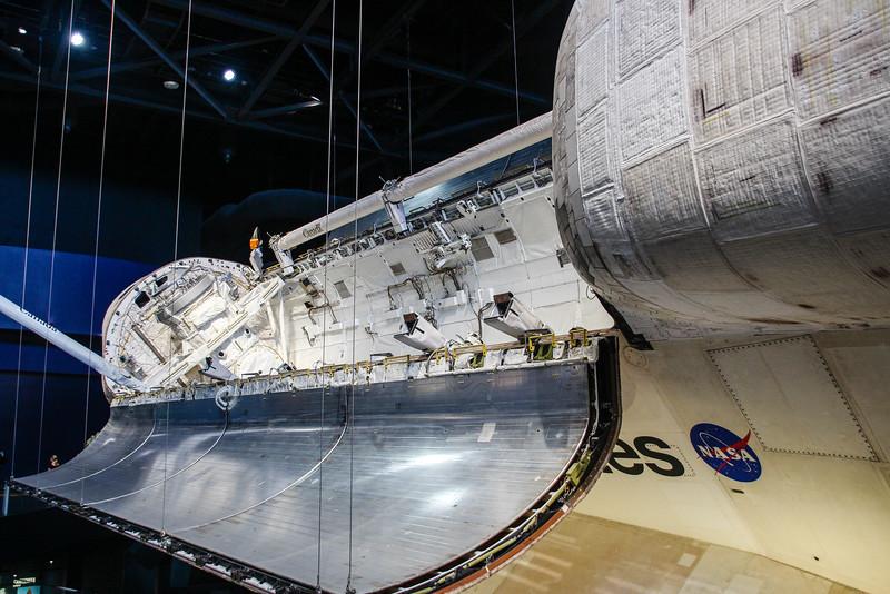 Kennedy Space Center - Atlantis Space Shuttle