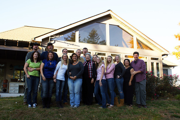 Glenn Family Thanksgiving