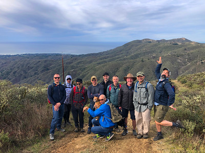 Rancho Corral, Deer Creek Ridge: Jan 19, 2020