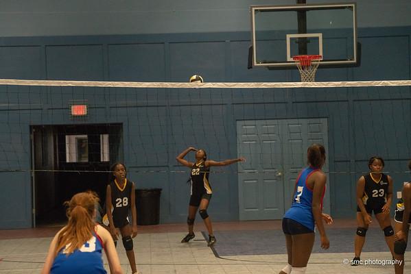 Odyssey Charter School Volleyball 2019