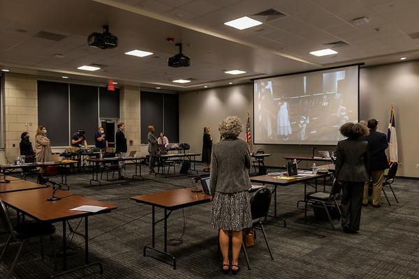 September 2020 Regular Board Meeting
