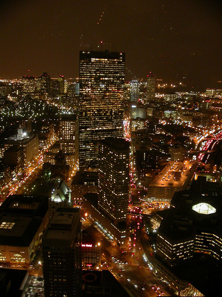 Boston After Dark
