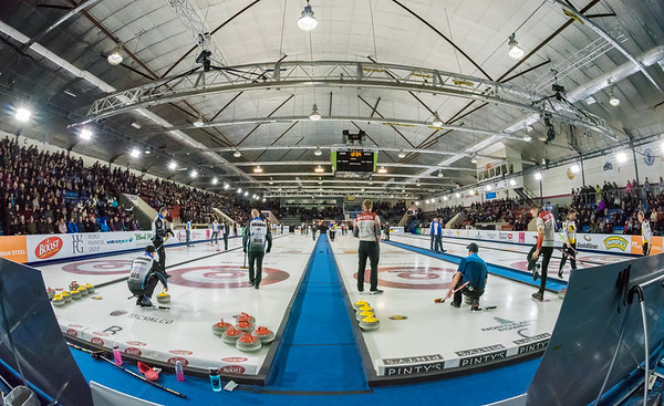 Pinty's Grand Slam of Curling-Meridian Canadian Open