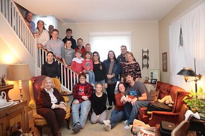 Bunyard Thanksgiving 20181124