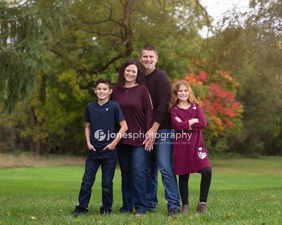 Thompson Family - Stony Creek