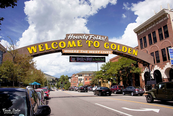 Golden Colorado & Lariat Loop National Scenic Byway