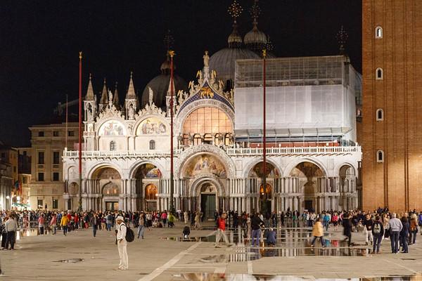 9/24/2015 - Venice - Basilica of St. Mark - Doge's Palace