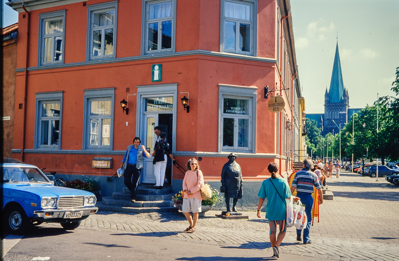 Trondheim Touri Info