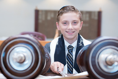 Jaden S. Bar Mitzvah