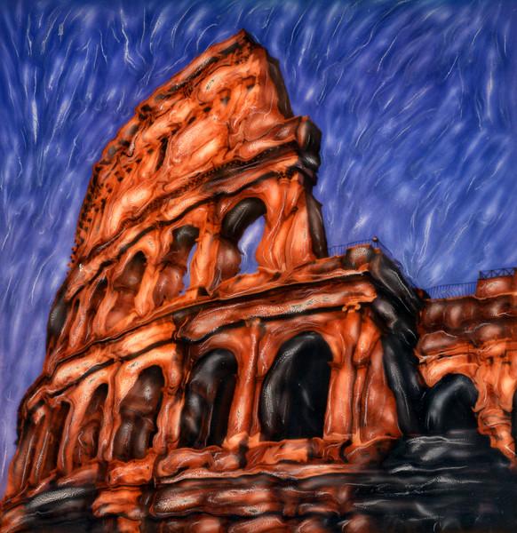 The Coliseum ~ Rome