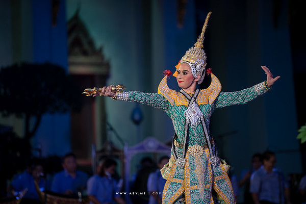 Thai Cultural Heritage Preservation Week