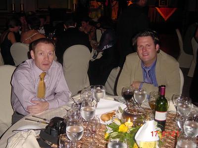 Landmark Annual Party 2001