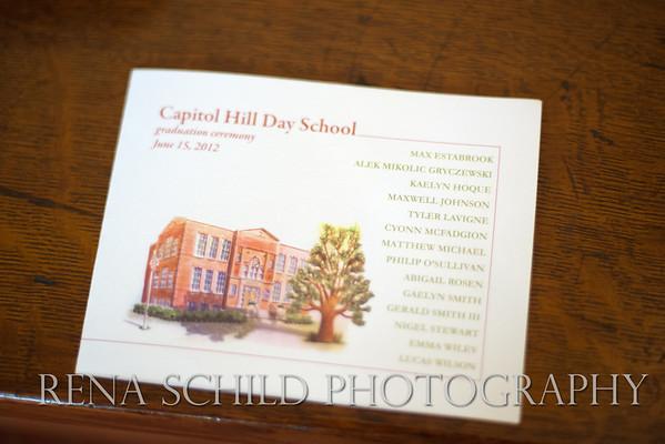 CHDS Graduation 2012