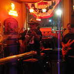 Rick Barron and the Quavers at O'Leary's
